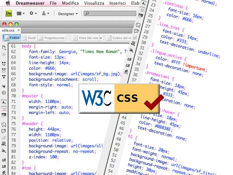 Per saperne di più: Introduzione ai CSS