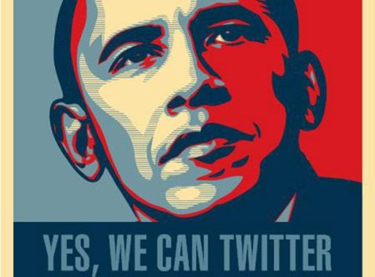 "FOUR MORE YEARS: Obama e la prima ""Twitter Election"" della storia"