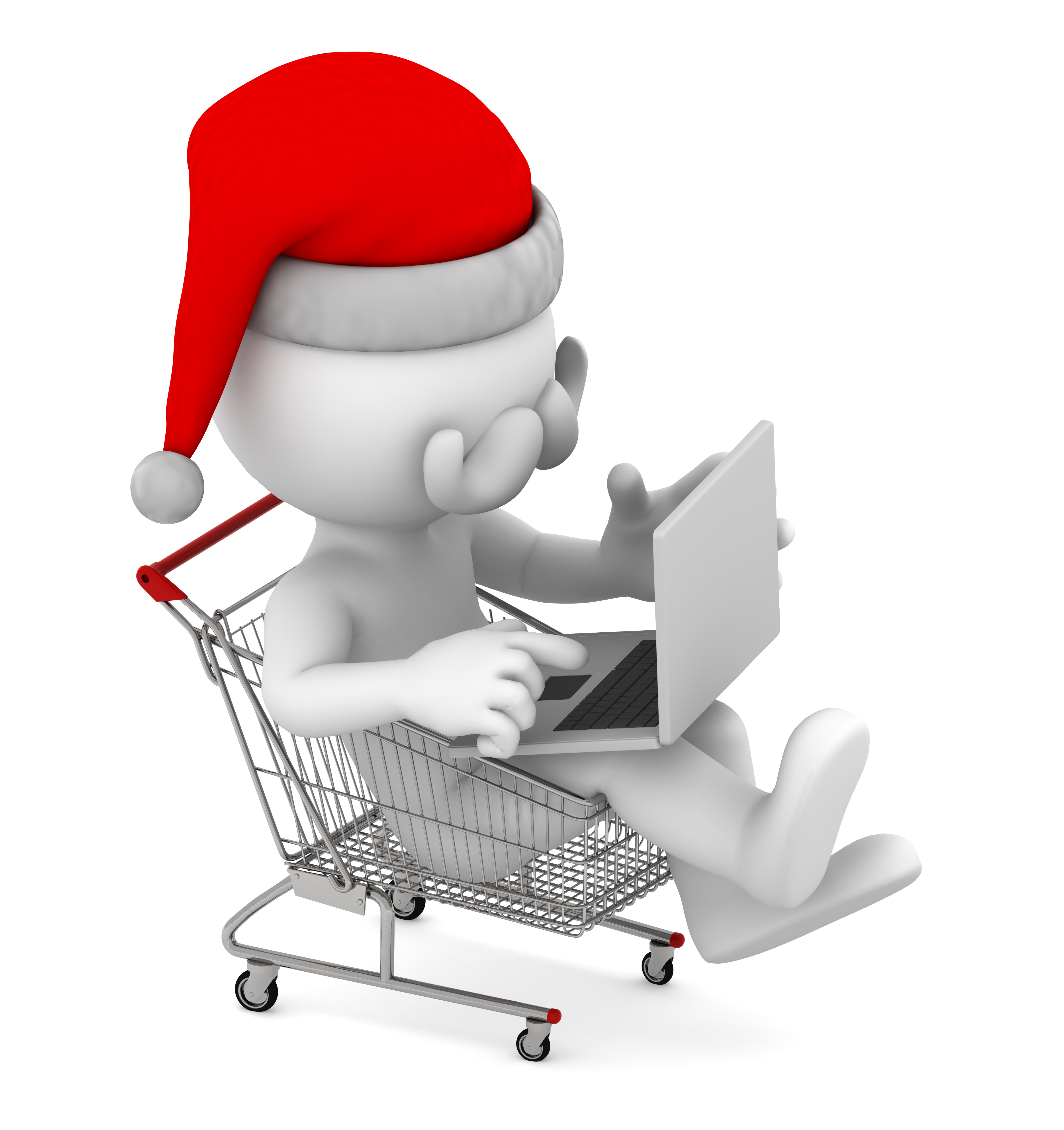 Shopping: quanto è breve il passo dall'online alla vita reale?