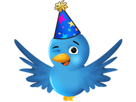 Buon compleanno Twitter!